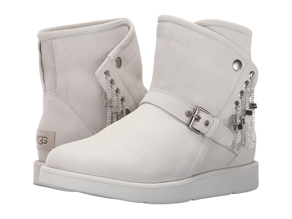 UGG - Karisa Everlasting (White) Women's Shoes