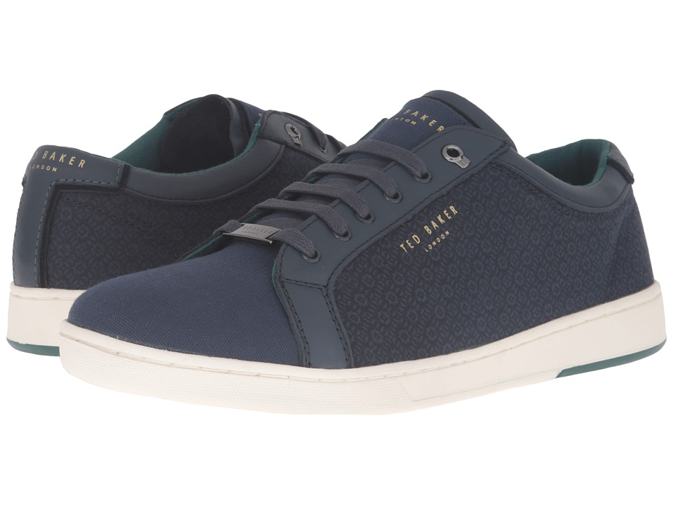 Ted Baker Keeran 4 (Dark Blue Textile) Men