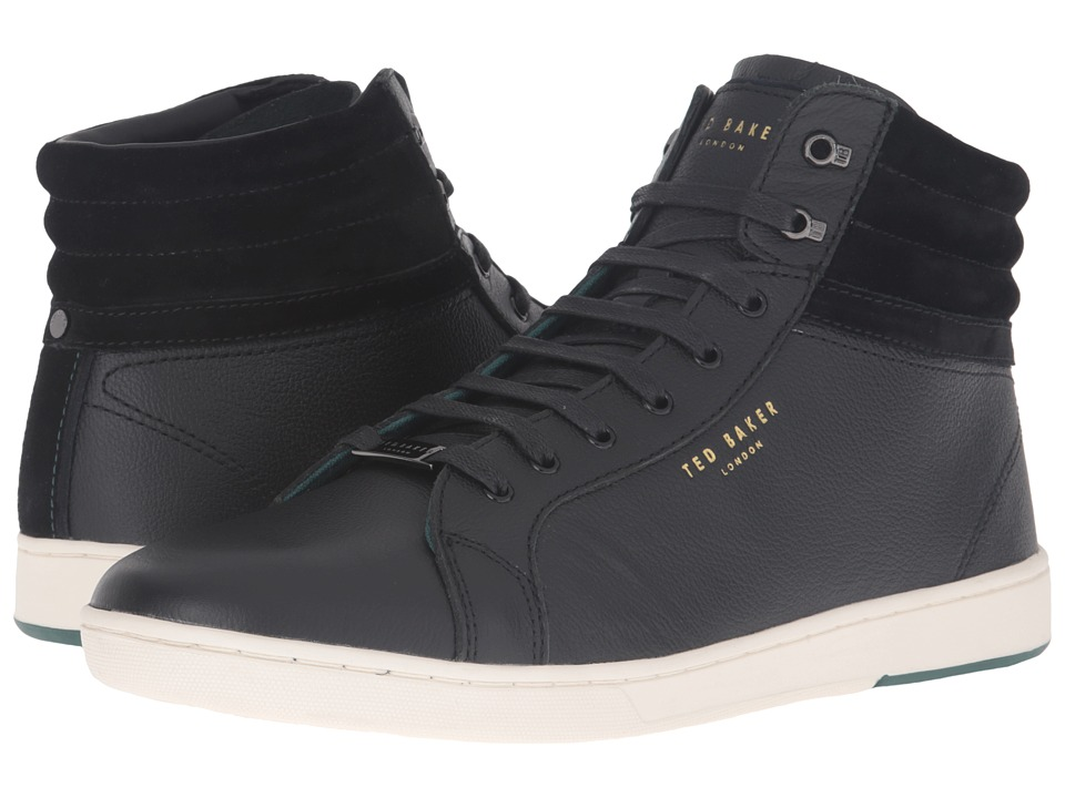 Ted Baker - Mykka (Black Leather) Men's Shoes
