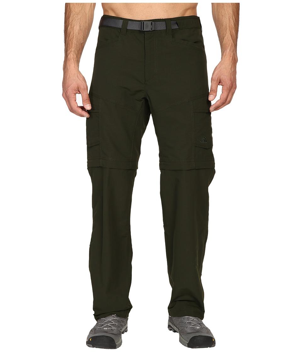 The North Face - Paramount Peak II Convertible Pant (Dune Beige (Prior Season)) Men's Casual Pants