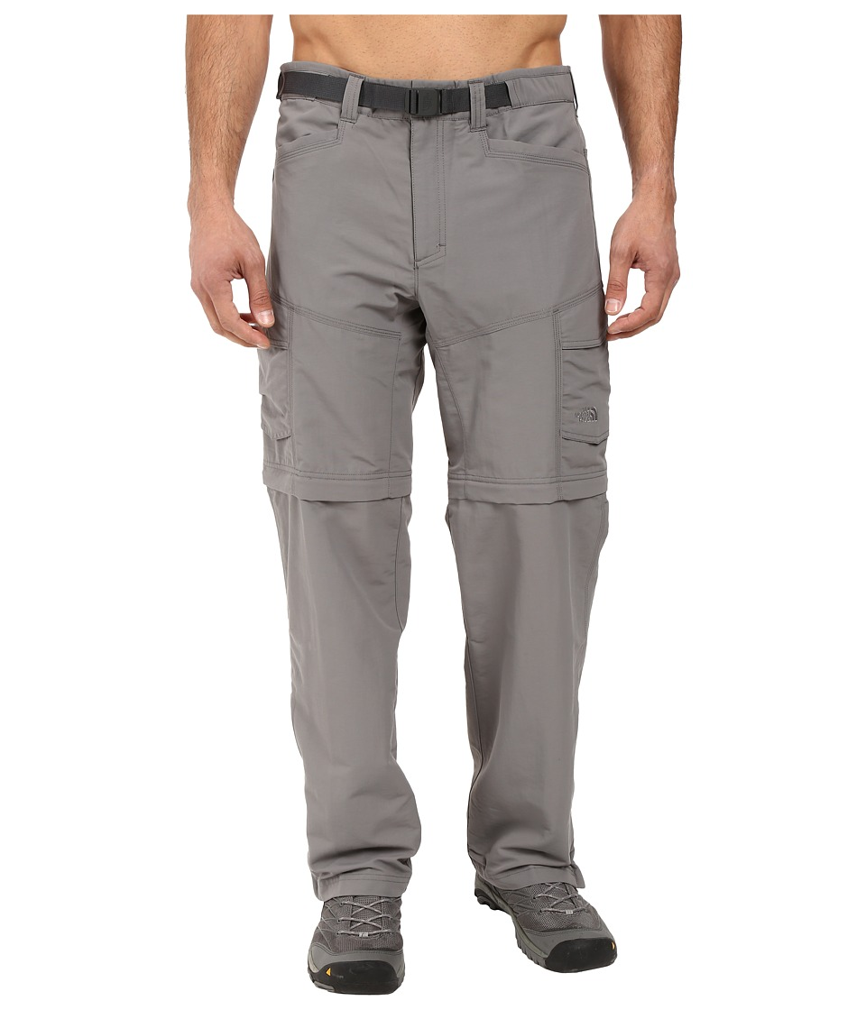 The North Face - Paramount Peak II Convertible Pant (Zinc Grey) Men's Casual Pants