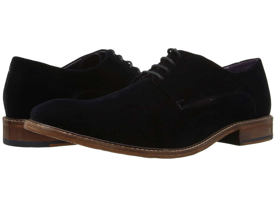 Ted Baker - Nierro (Dark Blue Velvet) Men's Shoes