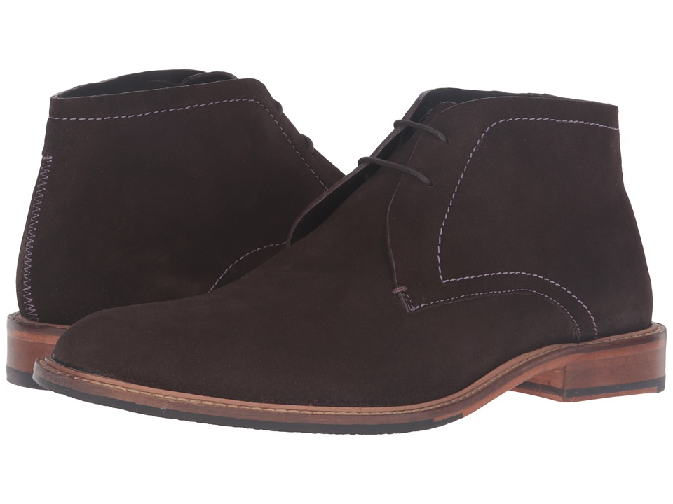 Ted Baker - Torsdi 4 (Brown Suede) Men's Shoes