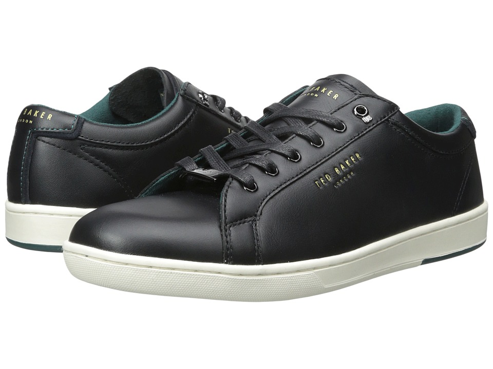 Ted Baker - Theeyo 3 (Black Leather) Men's Shoes