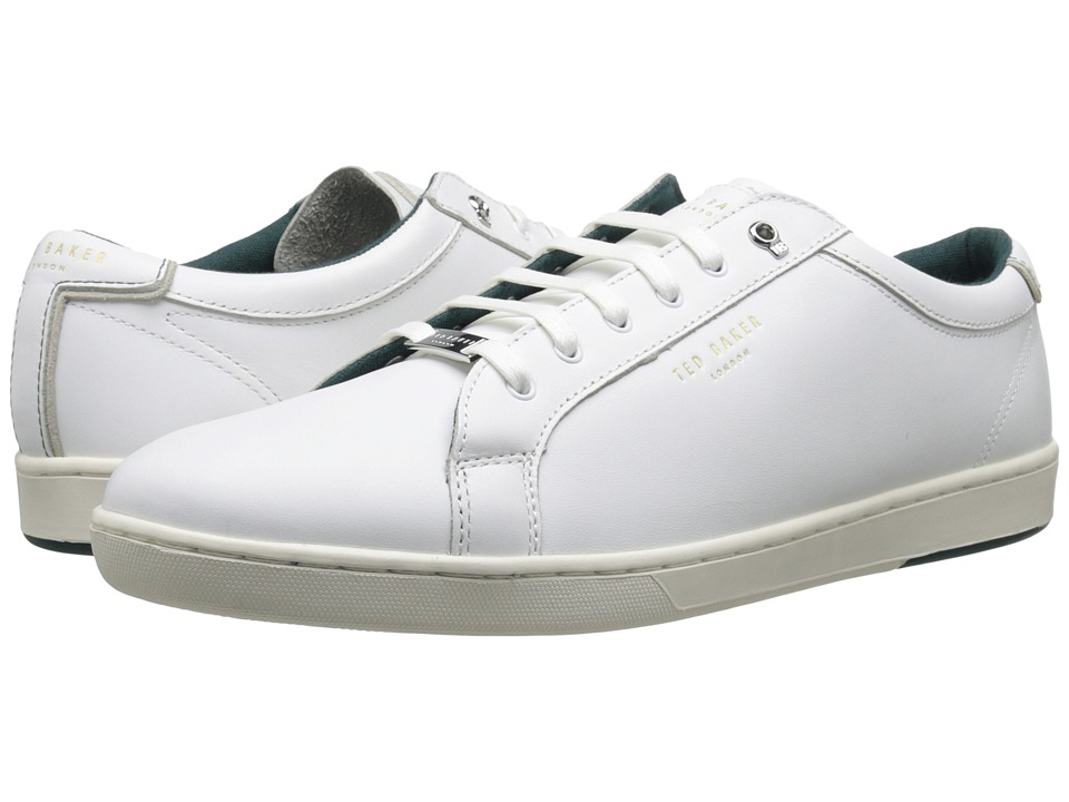 Ted Baker - Theeyo 3 (White Leather) Men's Shoes
