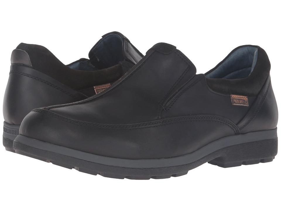 Pikolinos - Badajoz M0F-3069SP (Black) Men's Shoes