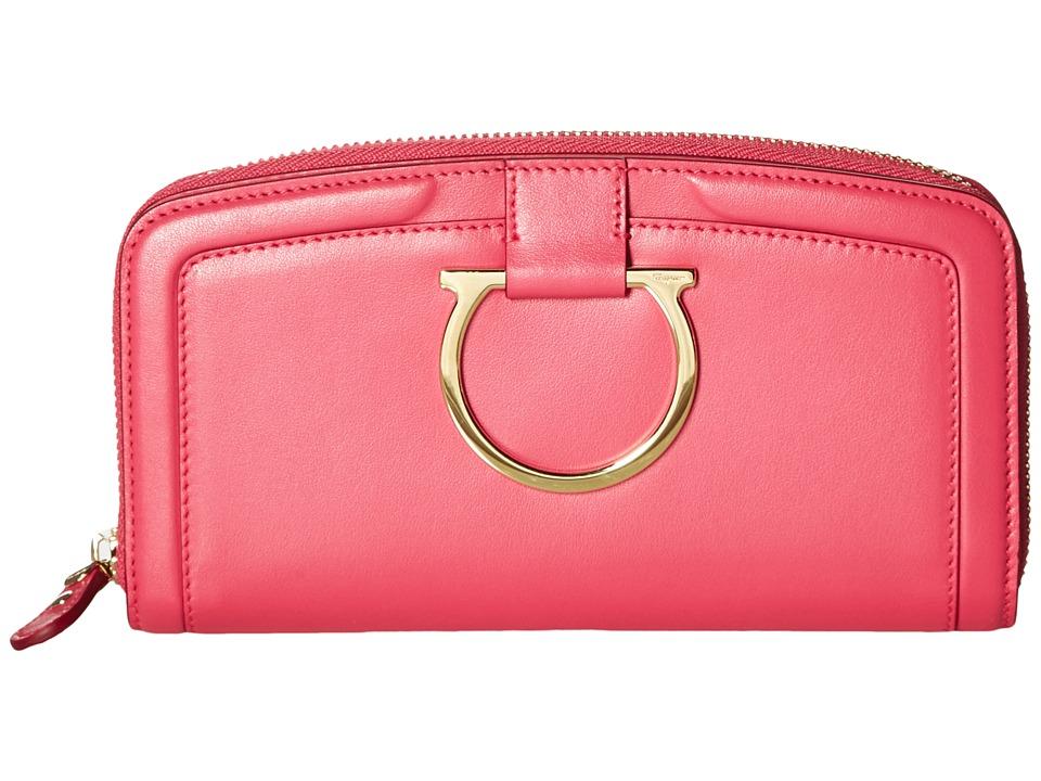 Salvatore Ferragamo - 22C689 (Framboise/Framboise) Handbags