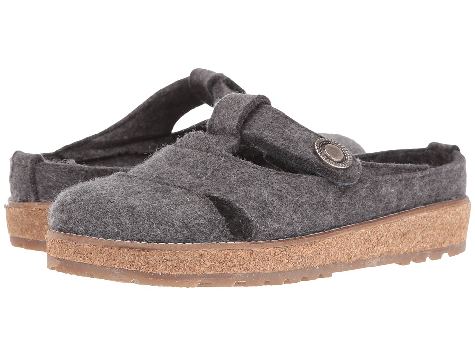 Haflinger - Violeta (Grey) Women's Sandals