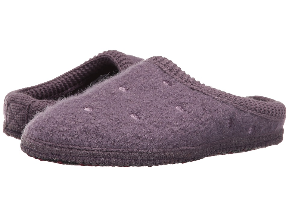 Haflinger - Sasha (Lilac) Women's Slippers