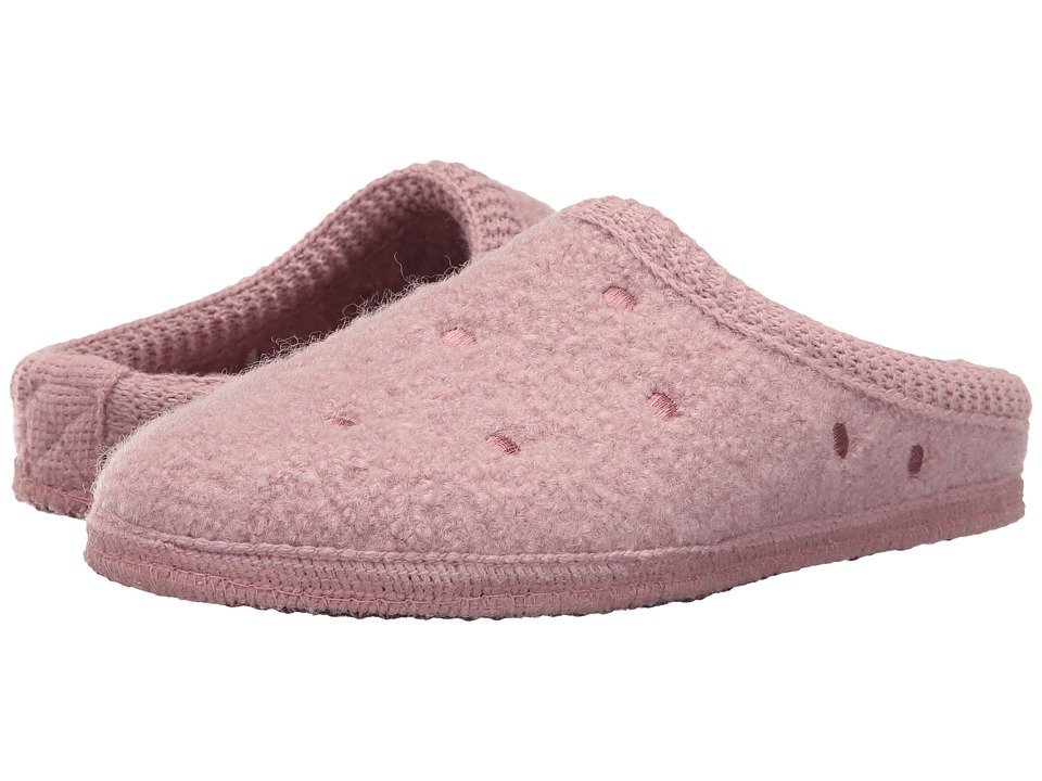Haflinger - Sasha (Rose) Women's Slippers