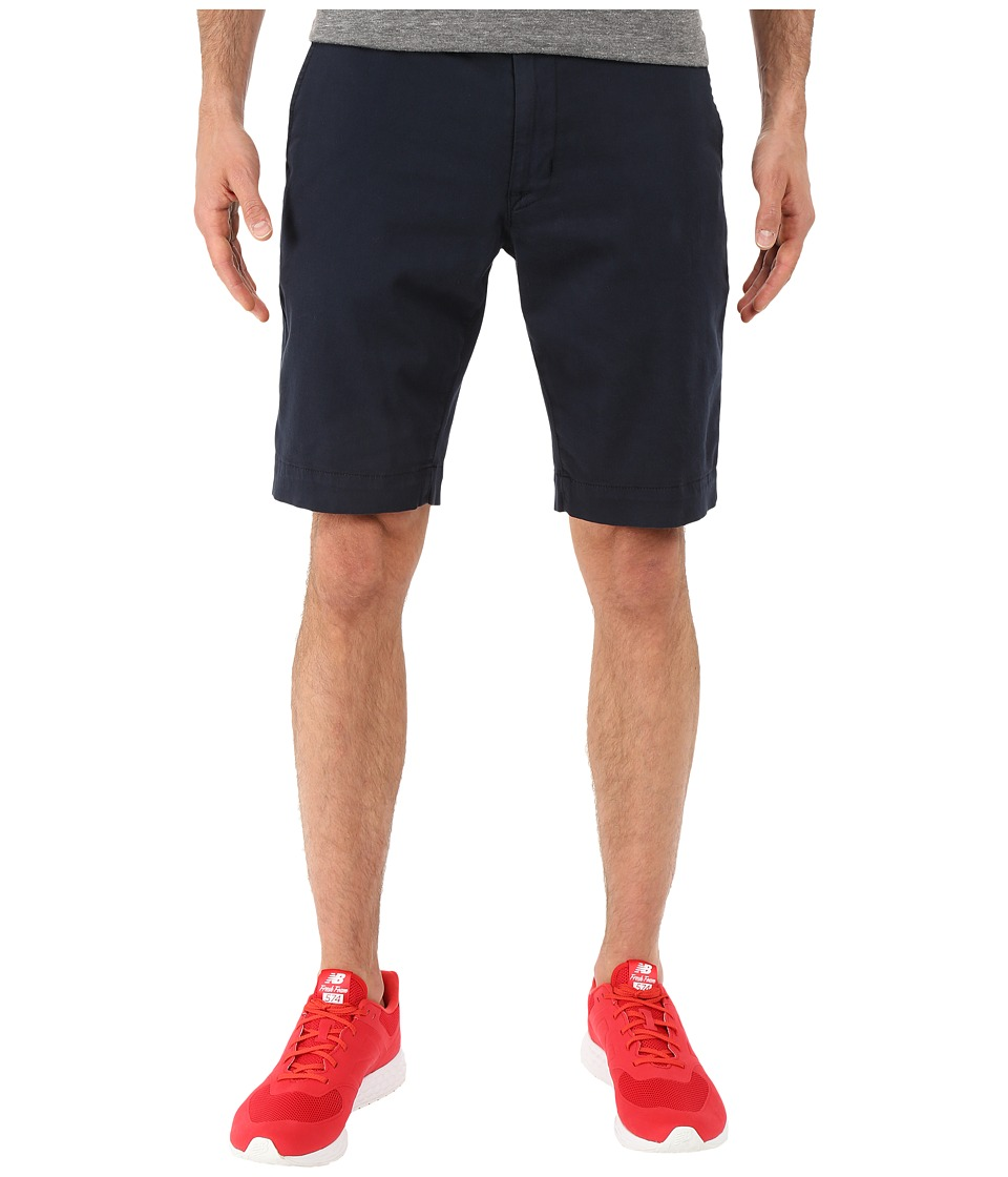 Hudson - Chino Short (Navy) Men's Shorts