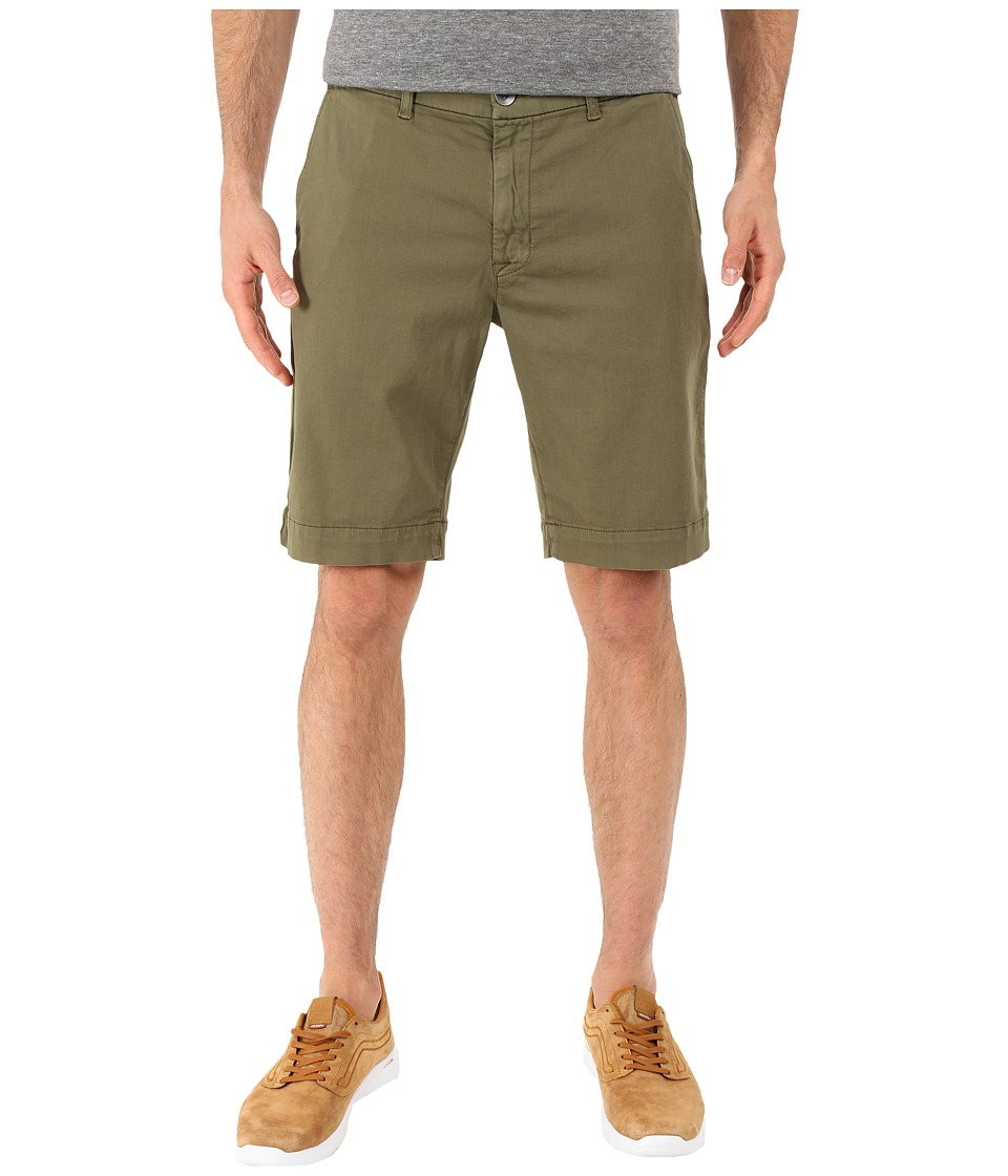 Hudson - Chino Short (Olive) Men's Shorts