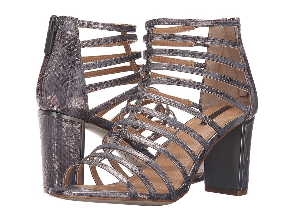 Tahari - Arrive (Pewter Snake Print) Women's Shoes
