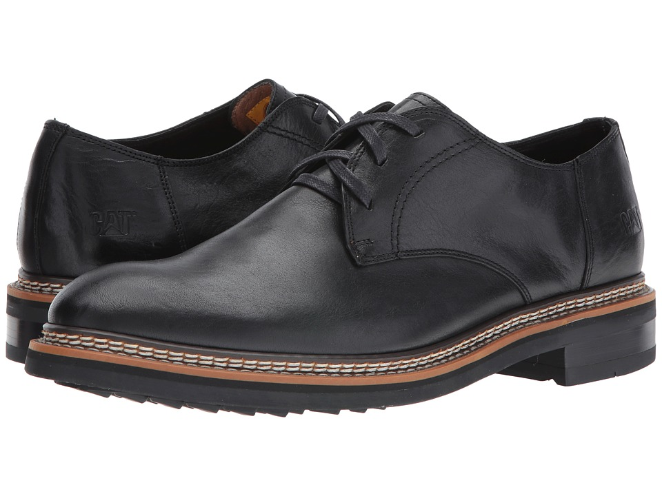 Caterpillar - Hyde (Black) Men's Lace up casual Shoes