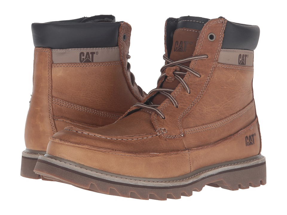 Caterpillar - Jist (Cashew) Men's Work Lace-up Boots