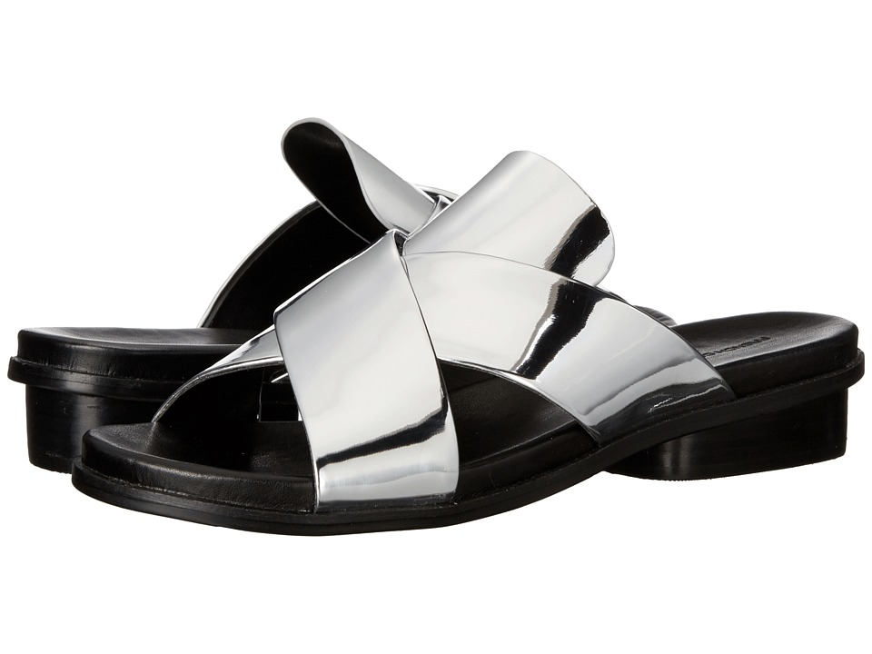 French Connection - Basia (Silver) Women's Shoes
