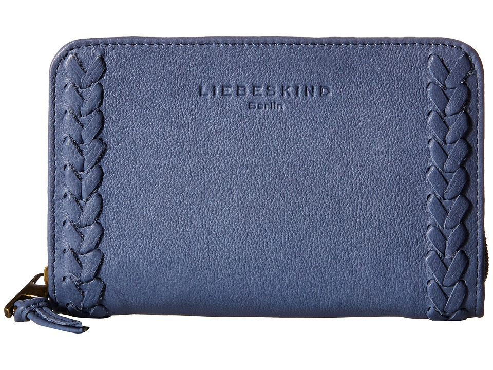 Liebeskind - Nora (Blue) Wallet Handbags