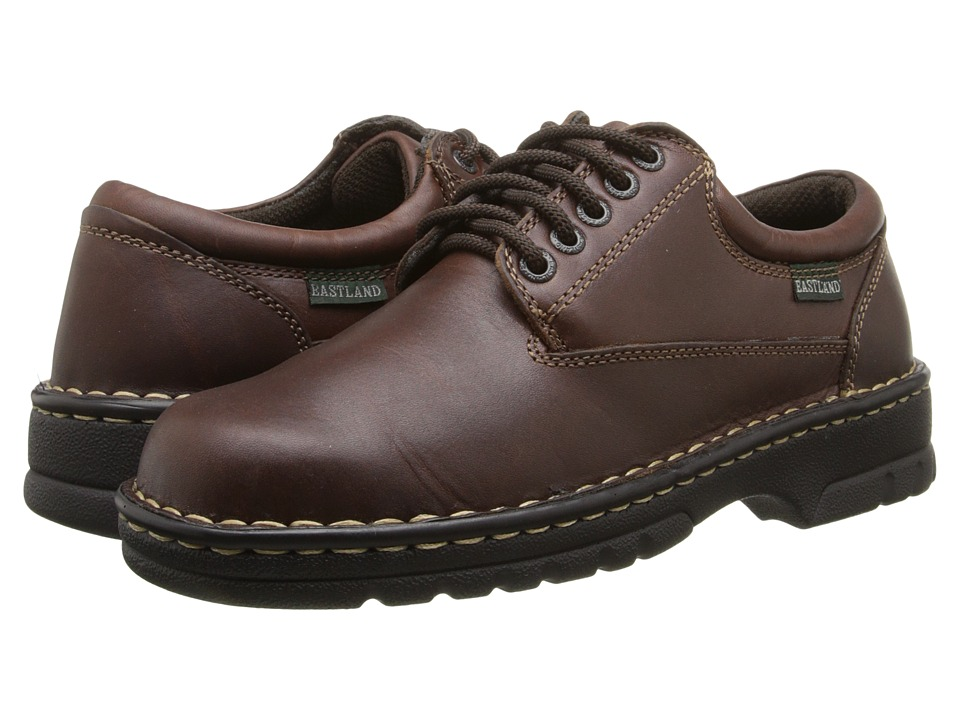 Eastland - Plainview (Brown Leather) Women