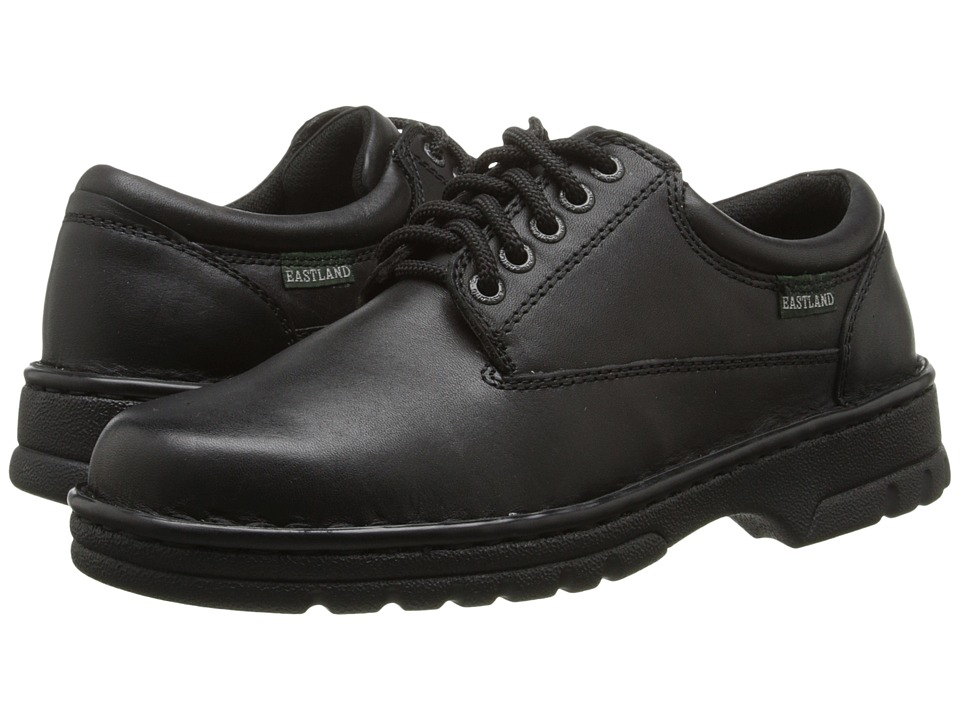 Eastland - Plainview (Black Leather) Women