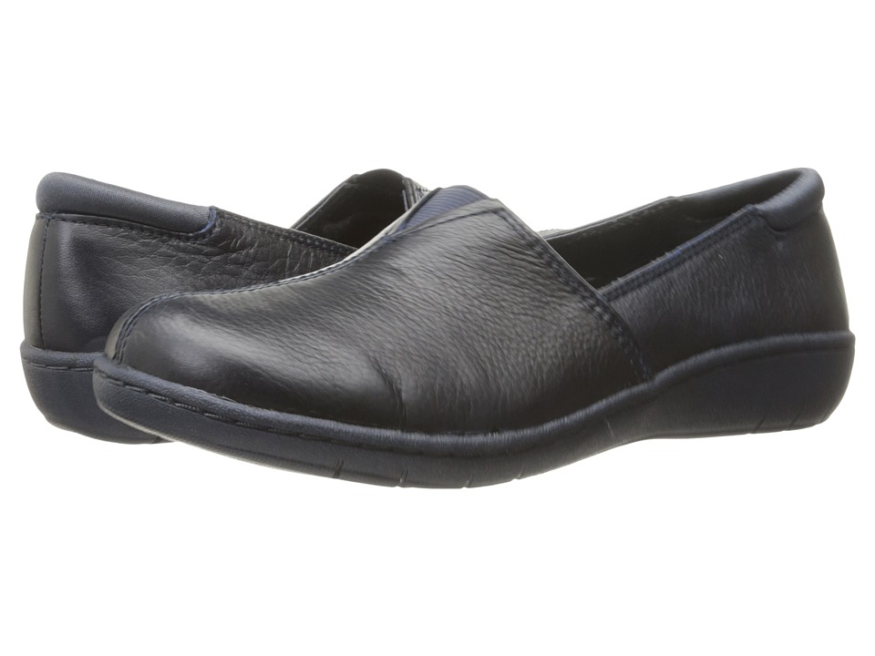 SKECHERS - Washington - Seattle (Navy) Women's Shoes