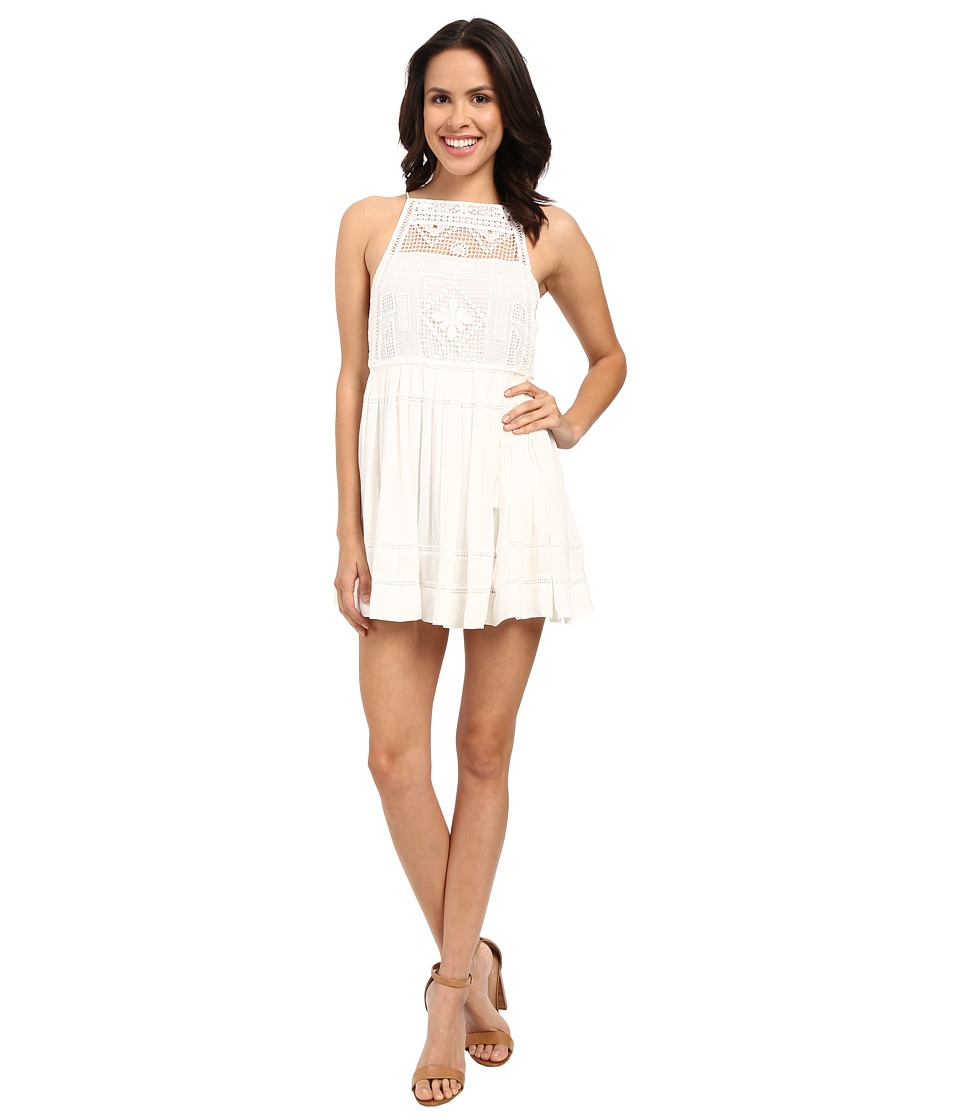 Free People - Emily Dress (Ivory) Women's Dress