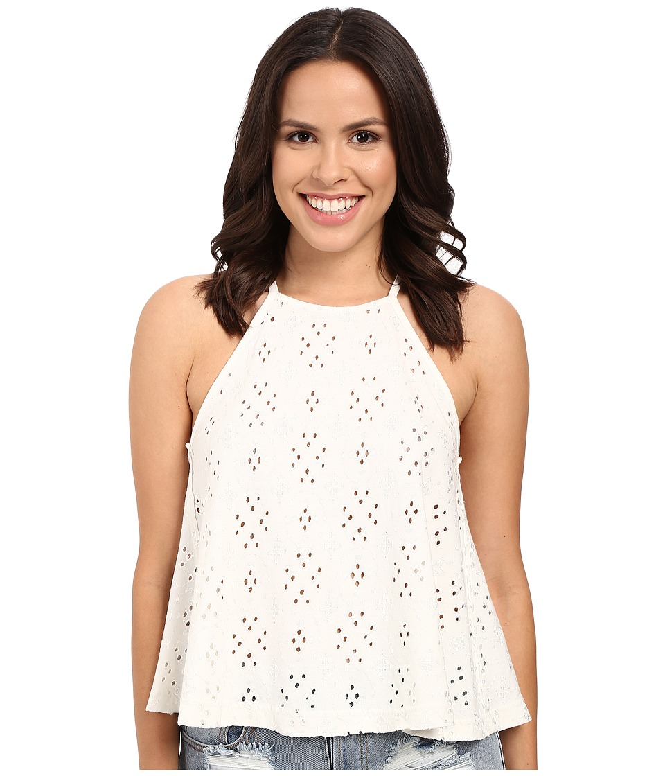 Free People - Dream Date Tank Top (Ivory) Women's Sleeveless