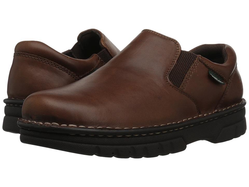 Eastland Newport (Brown Leather) Men