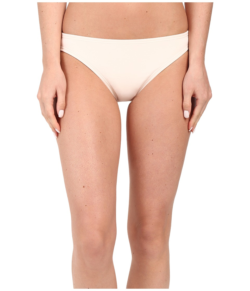 Vince Camuto - Milos Solids Classic Bottom w/ Logo Bar (Blush Balm) Women's Swimwear