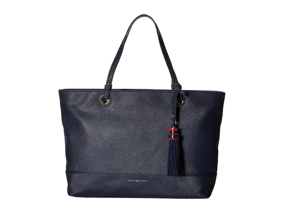 Tommy Hilfiger - Grace - Shopper (Navy) Handbags