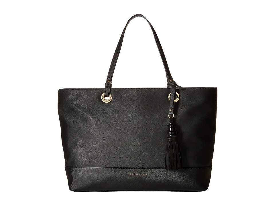 Tommy Hilfiger - Grace - Shopper (Black) Handbags