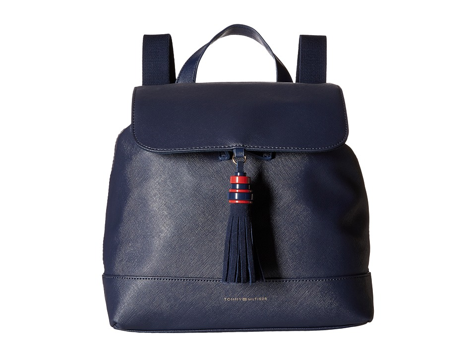 Tommy Hilfiger - Grace - Backpack (Navy) Backpack Bags