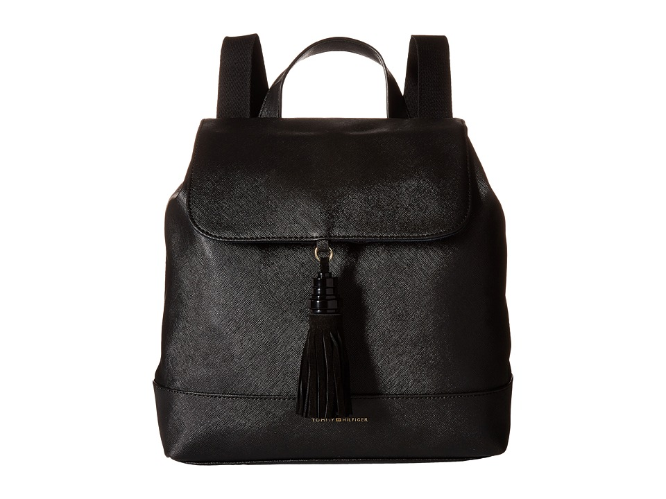 Tommy Hilfiger - Grace - Backpack (Black) Backpack Bags