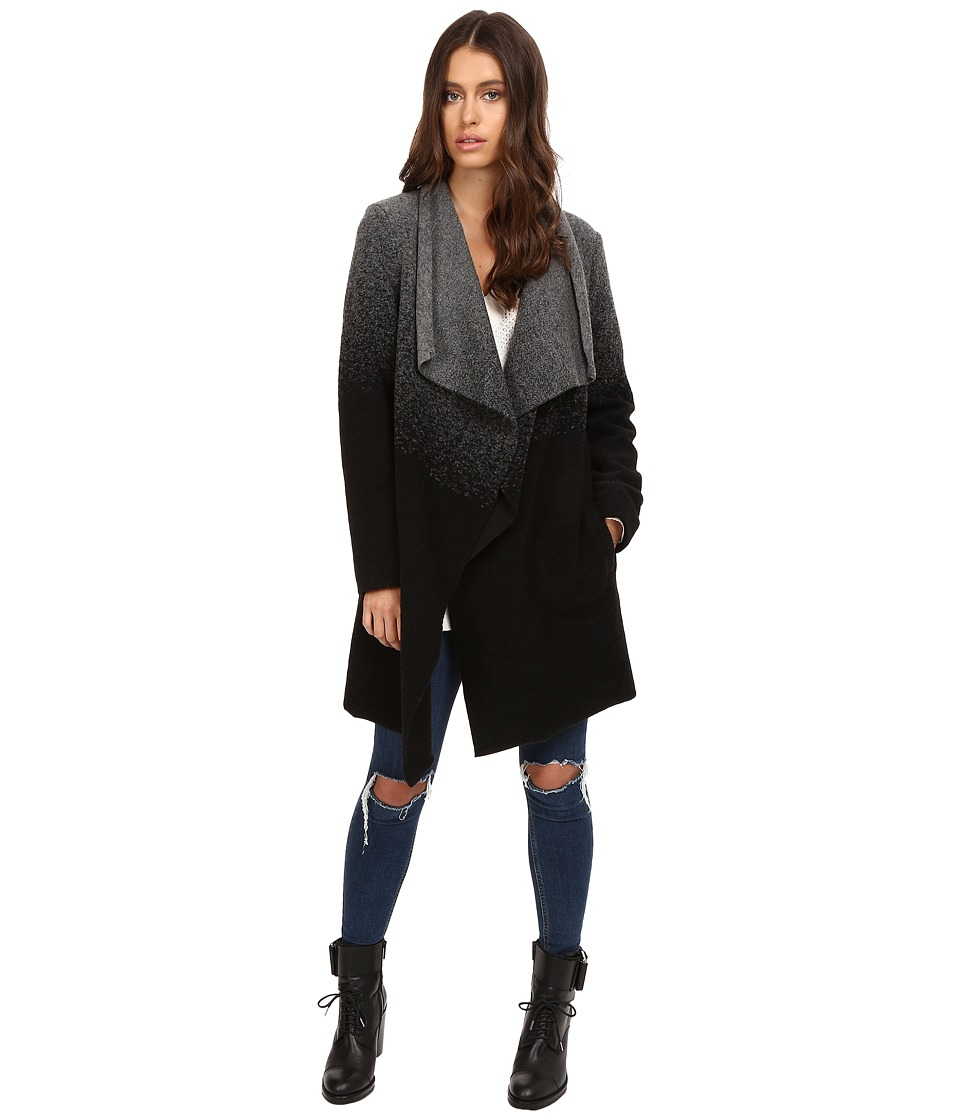 BB Dakota - Kinney Coat (Black) Women's Coat