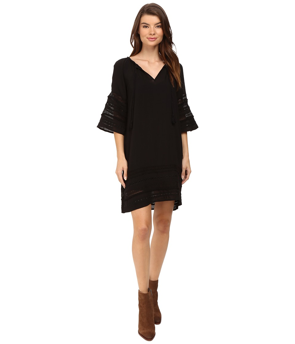 BB Dakota - Gerado Dress (Black) Women's Dress
