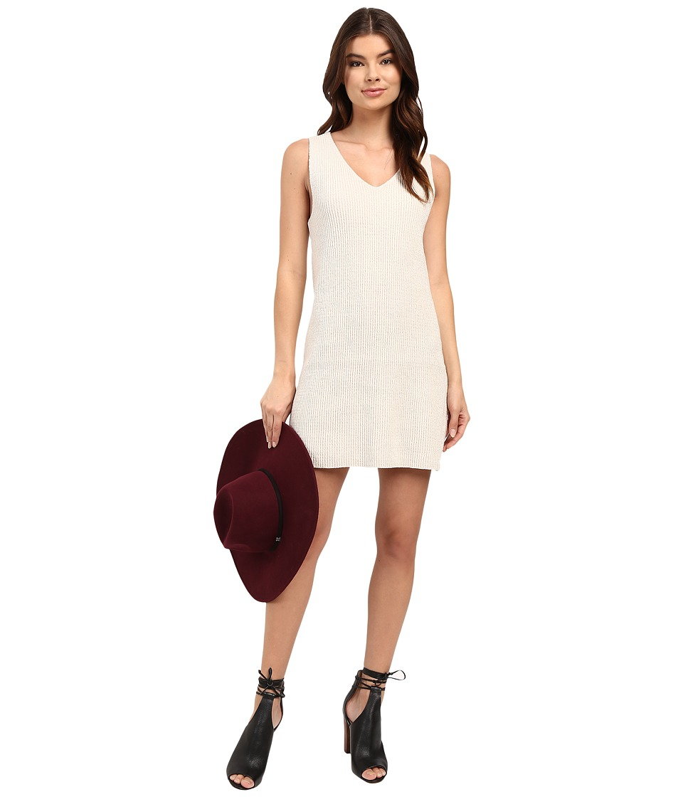 BB Dakota Jemmia Dress (Oatmeal) Women