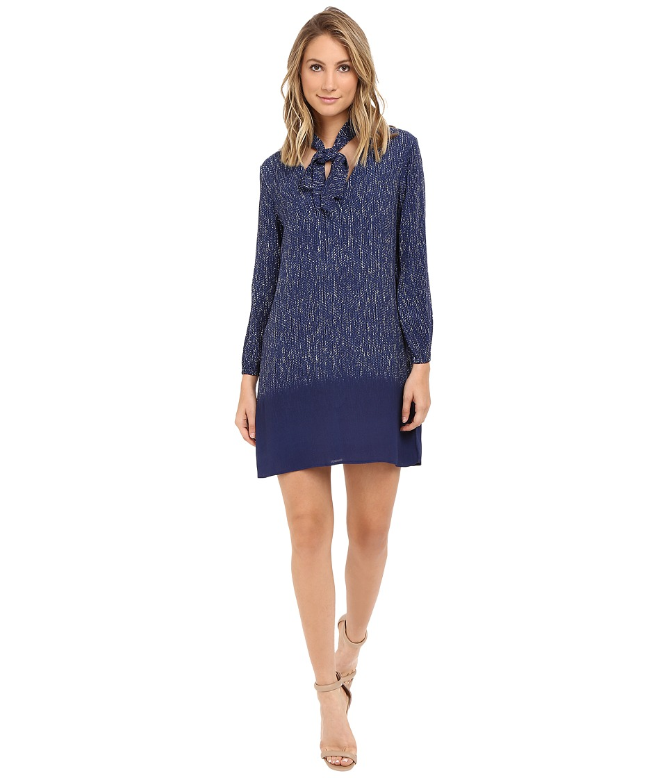 BB Dakota Carrera Dress (Blue Ridge) Women