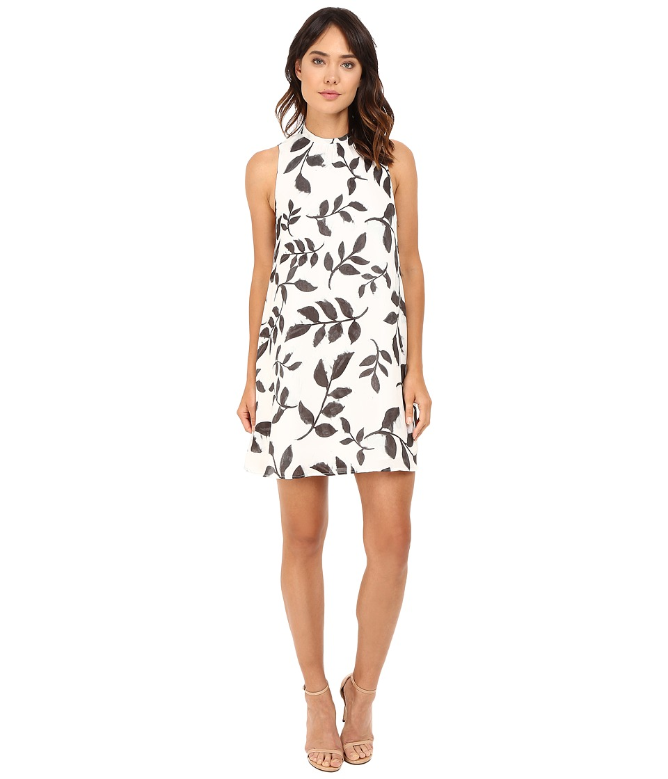 BB Dakota - Scottia Dress (Black/White) Women's Dress