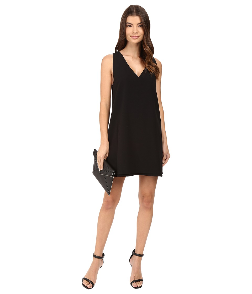 BB Dakota - Palma Dress (Black) Women's Dress