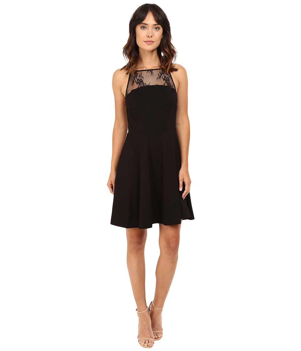 BB Dakota - Milford Dress (Black) Women's Dress