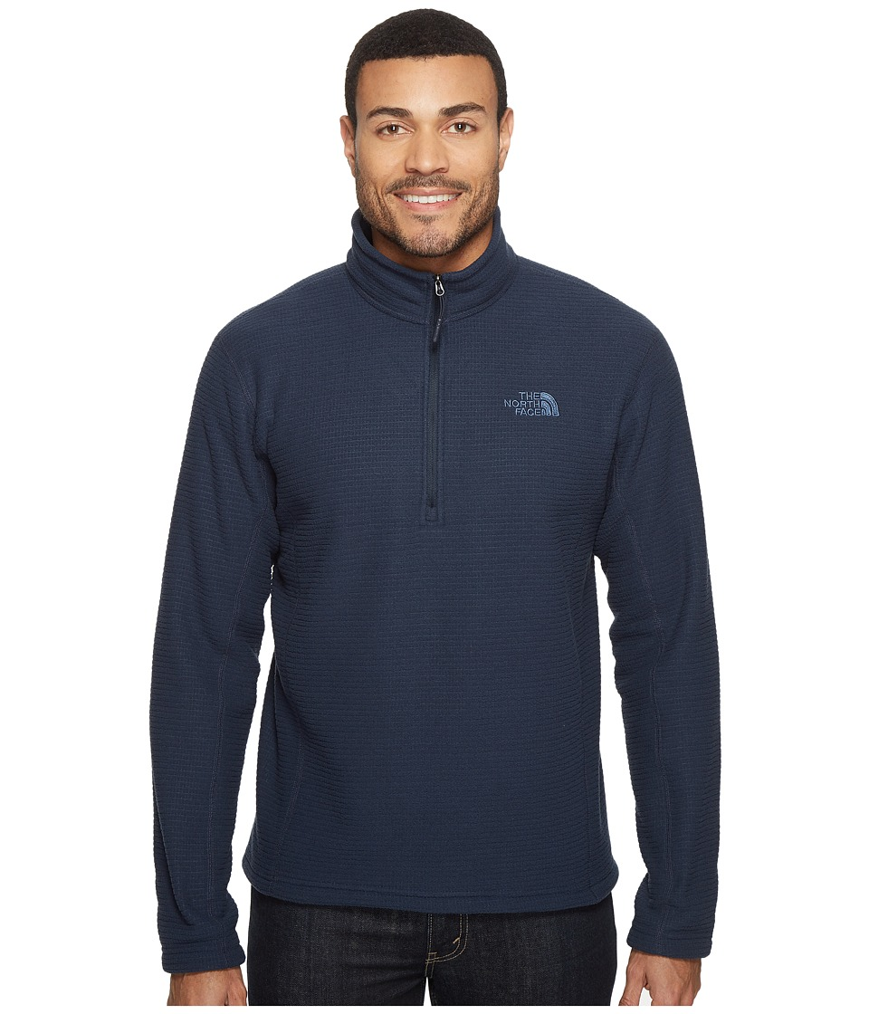The North Face - SDS 1/2 Zip (Urban Navy) Men's Clothing