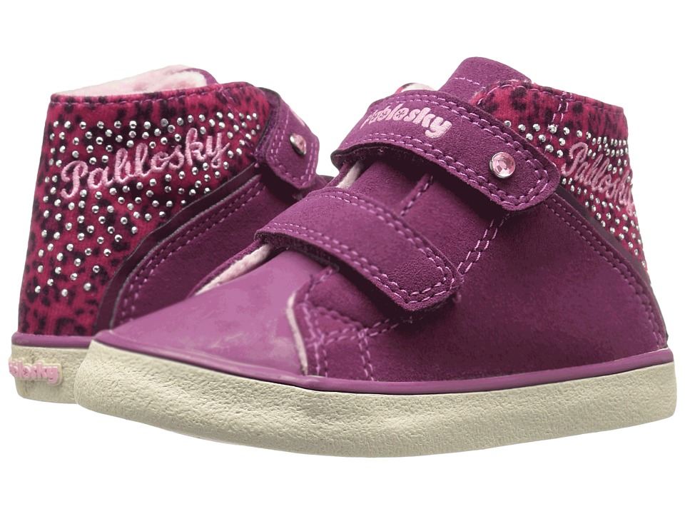 Pablosky Kids - 9369 (Toddler) (Fuchsia) Girl's Shoes