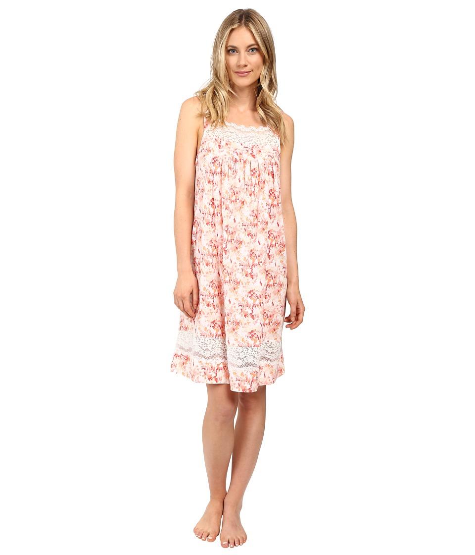 Carole Hochman - Floral Chemise (Watercolor Field) Women's Pajama