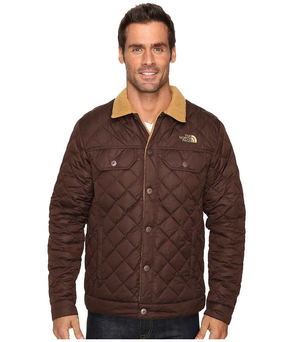 The North Face - Sherpa Thermoball Jacket (Coffee Bean Brown) Men's Coat
