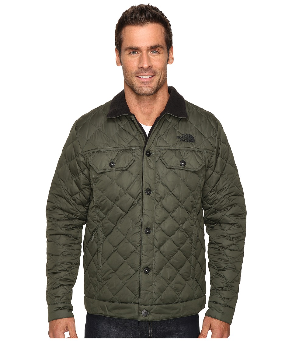The North Face - Sherpa Thermoball Jacket (Climbing Ivy Green) Men's Coat
