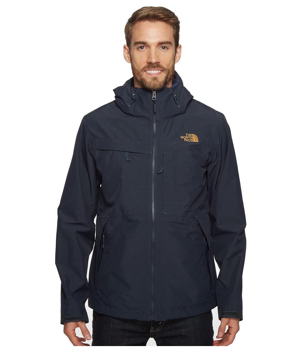 The North Face - Condor Triclimate Jacket (Urban Navy Heather/Urban Navy Heather) Men's Coat