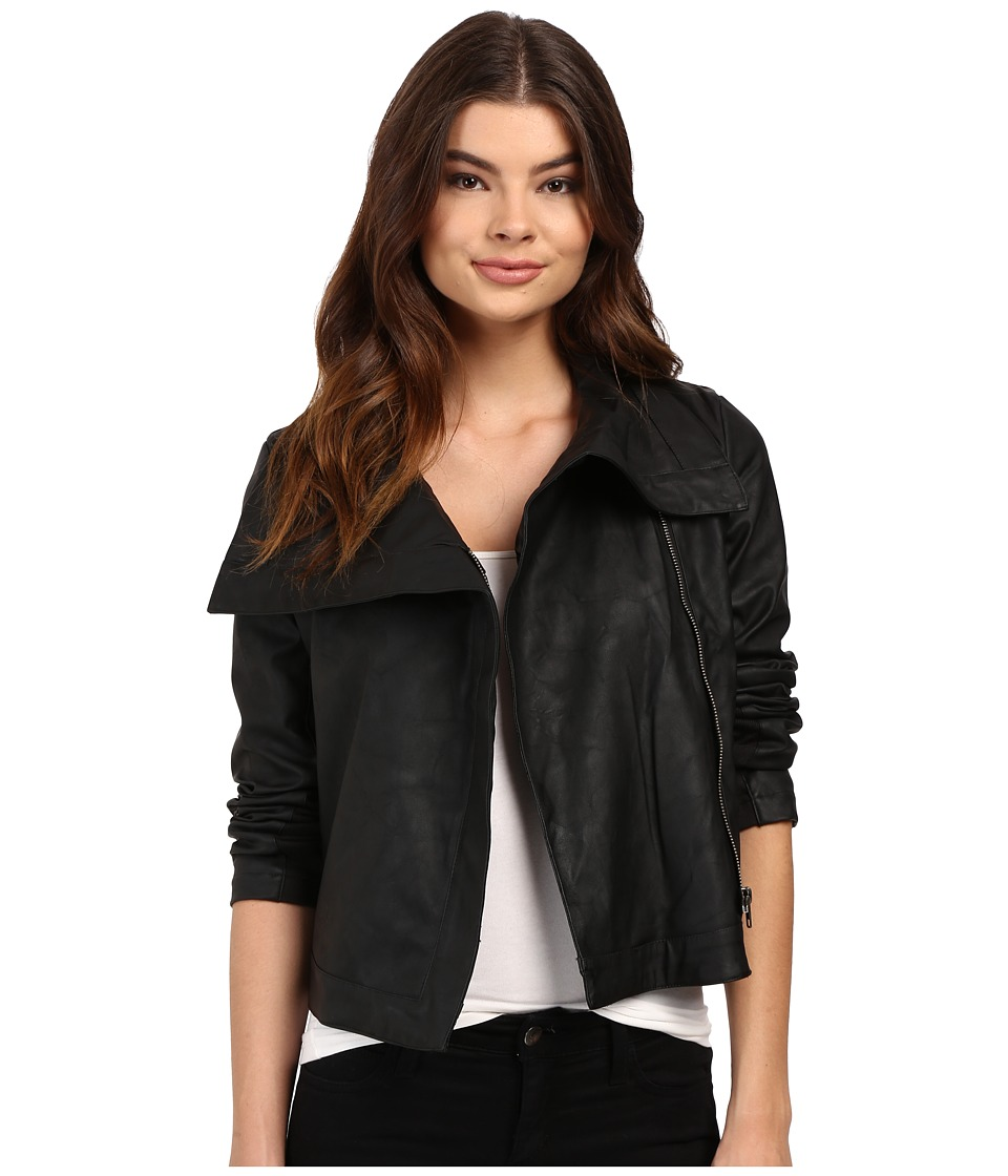 Jack by BB Dakota - Carsambra Jacket (Black) Women's Coat