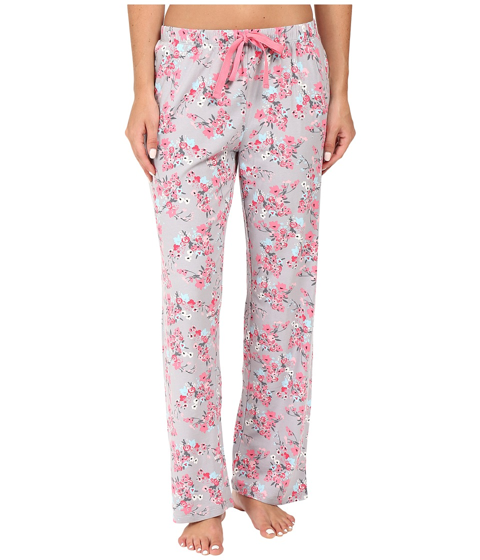 Jockey - Novelty Print Pants (Floral Bouquet) Women's Pajama