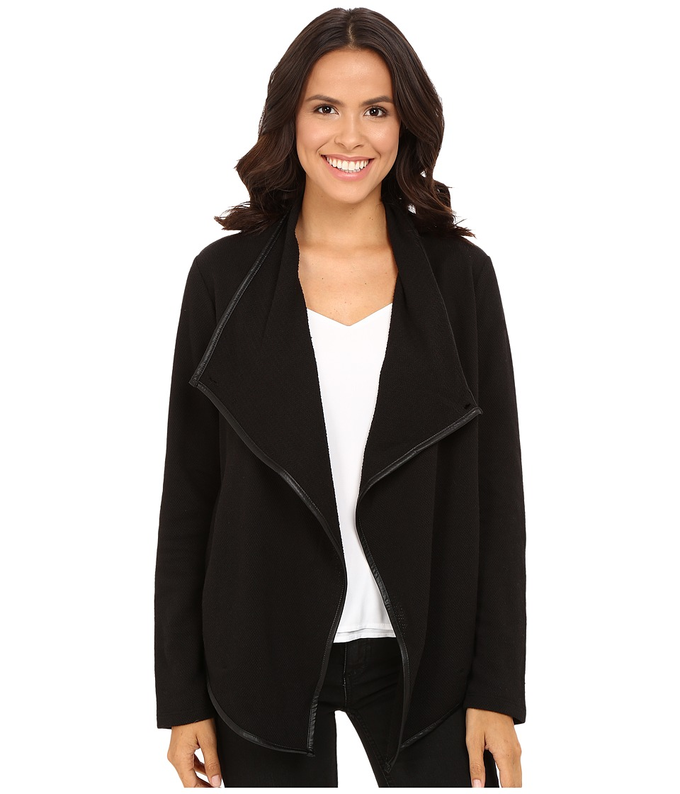 Jack by BB Dakota - Melbourne Jacket (Black) Women's Coat