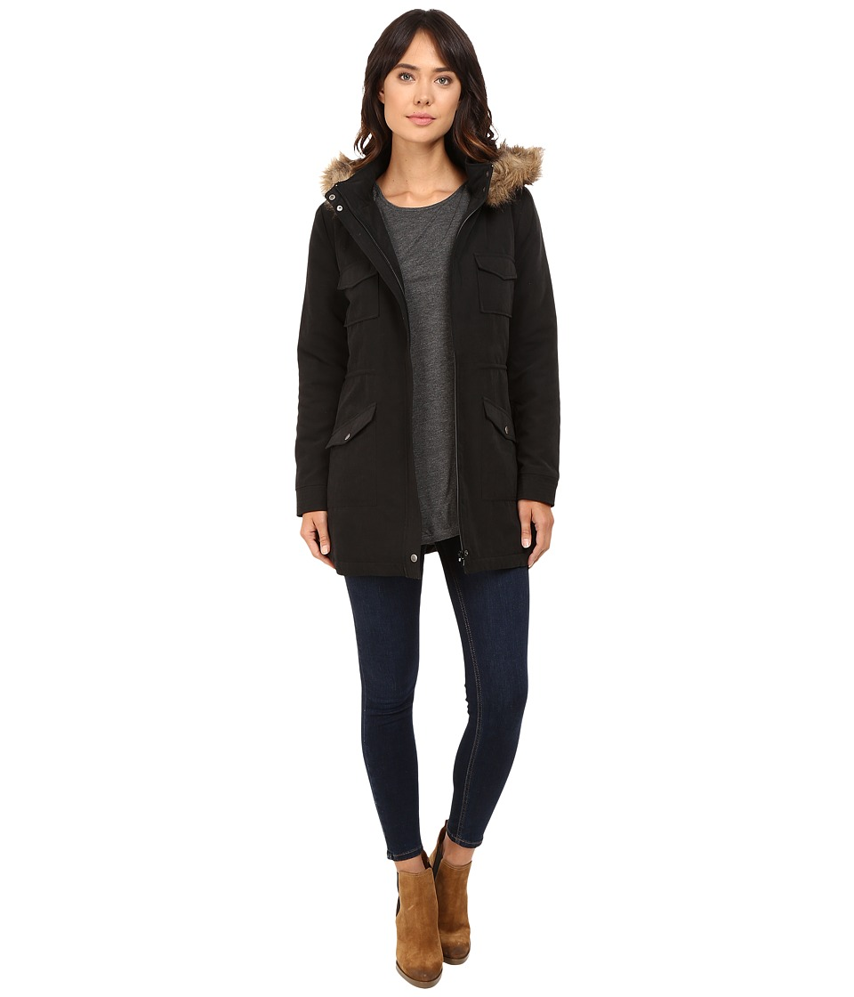 Jack by BB Dakota - Algonaut Coat (Black) Women's Coat