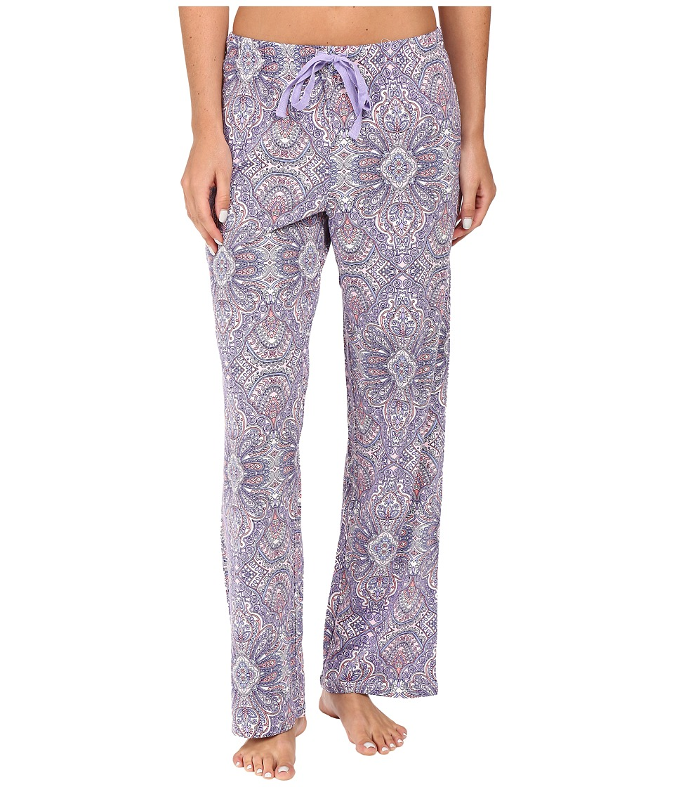Jockey - Novelty Print Long Pants (Monaco Geo) Women's Pajama